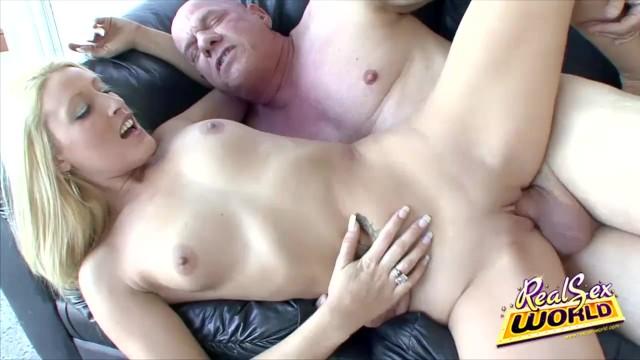 Big tits world Creampied blonde pornstar sunny day