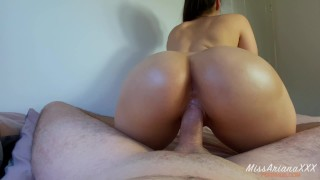 My Stepsister loves to be woken up with cock in the morning...