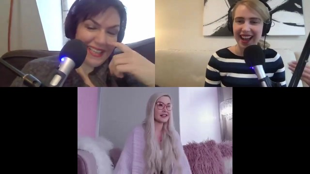Ep sanders on chistianity and sex Violet doll on two girls one mic ep 78- squeal paypiggy