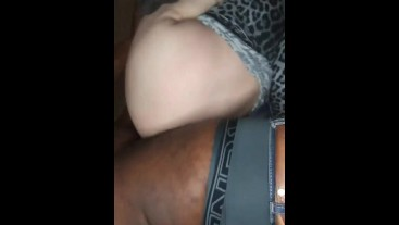 BBC doggystyle creampie preview