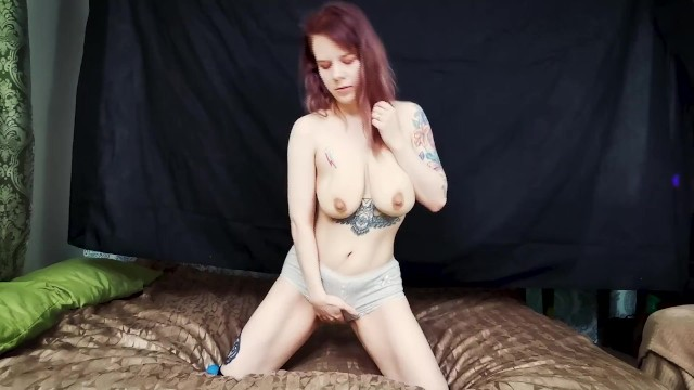 Download 'Young Lactating MILF Squirts Her Milky Tits Everywhere While Masturbating' with PornhubDownloader