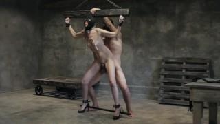 Helpless Slave Training