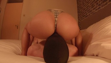 Most Amazing Ass Facesitting Fucked And Creampie