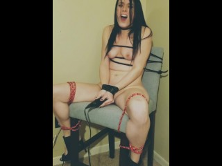 """I CAN'T DO IT"" 