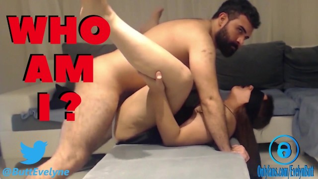 Asian living room ideas Blindfolded woman has no idea but her ass fucked by a stranger