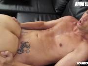 Scambisti Maturi - Mature Slut Rough Anal On First Casting - AmateurEuro