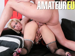 Scambisti Maturi – Mature Slut Rough Anal On First Casting – AmateurEuro