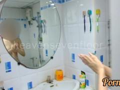 Thai teen แอบถ่ายพี่สาวอาบน้ำโดนจับได้ ก็เลยเย็ดกันเลยสงสัยจะเงี่ยน