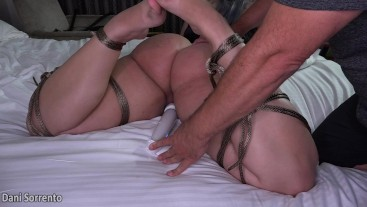 Slut Punished By Strict Stepdad- A Dani Sorrento clip
