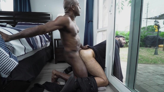 Aaron james gay Gaywire - home invader rikk york bangs aaron trainer
