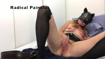 THE COMPLETE RITUAL I HAVE TO DO BEFORE I CAN EVER CUM (TONS OF EDGING)