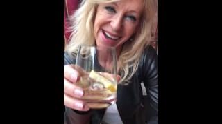 Marina Beaulieu French blonde MILF compilation on MySexMobile
