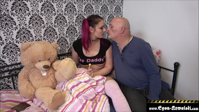 Sex stories uncle and niece Slimy uncle fucks his niece without a condom