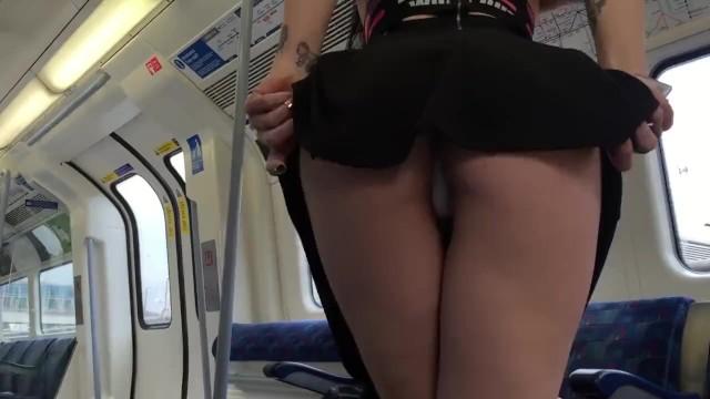 Hottest Public Video