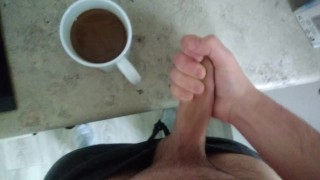 Free Porno Video - My Flatmate Ask Me For Coffee With Milk