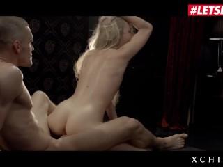 xChimera – Passionate Sex With Beautiful Teen Babe Alecia Fox – LETSDOEIT