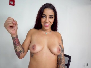 NICHE PARADE – Do U Like My Tits? Pull Out Your Cock Right Now And Jerk Off
