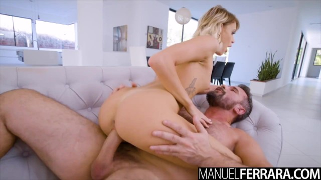 Lesbians spanking over the knee Manuel ferrara - emma hix drops to her knees for manuel