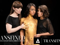 Adult Time Hypnotized : Adriana, Natalie, And Khloe Threesome