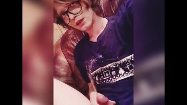 Fetish Self Pee Trap Femboy Teen