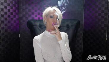 Craving To Smoke With Me - Nikki Ashton