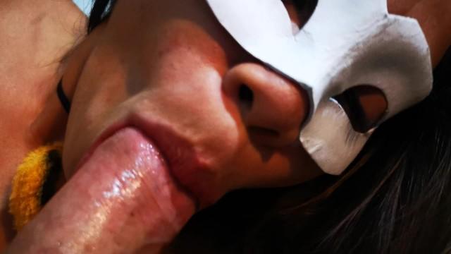 Peculiarity religion sex Day 5 in quarantine: she sucks my dick like a nymphomaniac