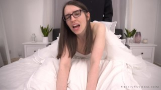 Shy Bride's Wedding Night Cuckold Surprise Preview