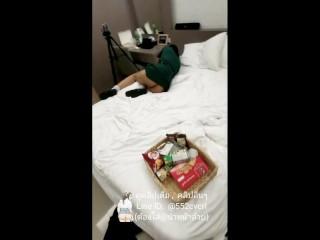 เนตรนารี มาขายขนม โดนจับเย็ดสะเลย thai student