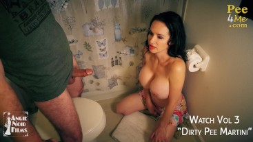 Pee Whore Begging for Your Piss to Swallow Pee4Me Vol 02 1080