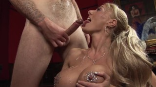 Video Porno Free - Big Boobs Big Tit Blonde Teen Slut Rides Big Cock And Get Pussy Stuffed By Huge Cock