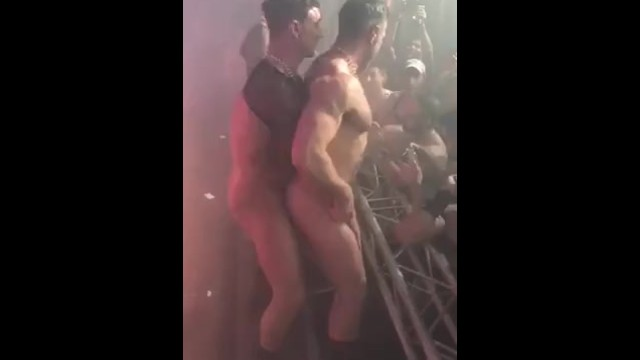 Gay party in mumbai Porn stars fucking on stage at a circuit party