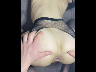 COLLEGE GETS FUCKED IN ASS DOGGY STYLE – QUARANTINE TIME