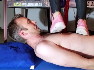 Best of Trampling Vol. 4 (over 1 Hour Trampling ) (Trailer)