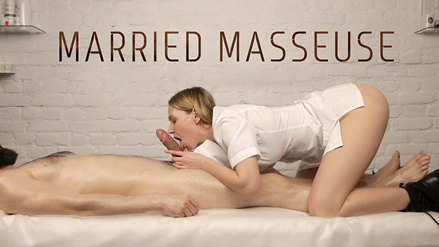 Custom made condoms Married masseuse loves to suck her customers dicks - he came twice