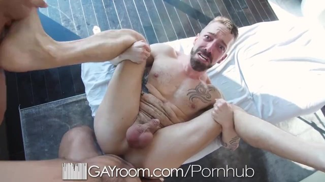 Horny gay men underwear rubbing Gayroom rub tug masterpiece at its finest