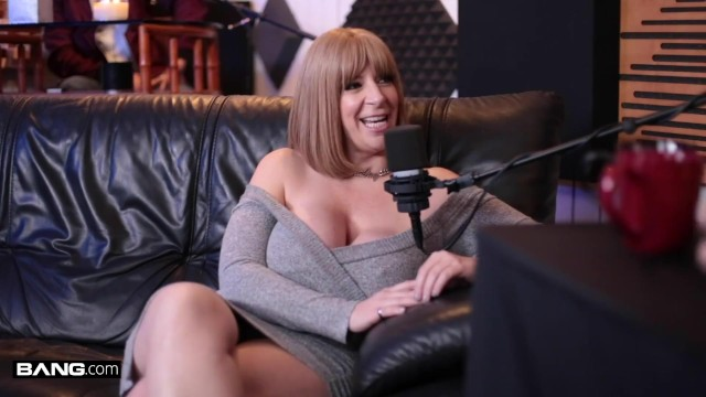 Sara jay porn Bang surprise podcast 1 with sara jay