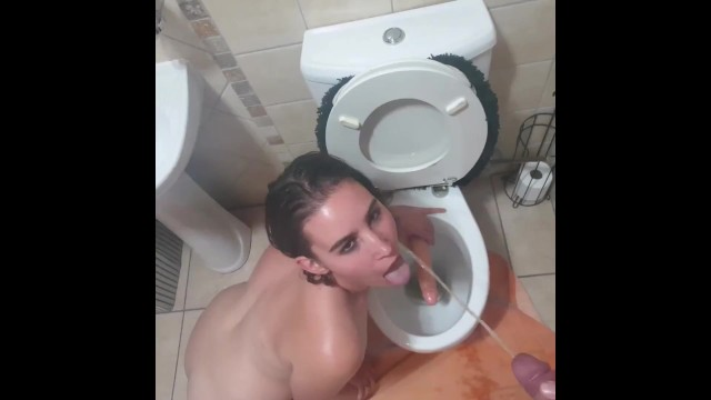 Chubby faces 2005 - Young slut face piss and piss drink compilation