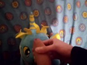 Stormflay Dragon Plush in Head