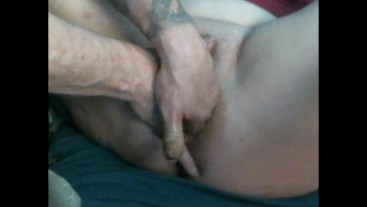 Homemade multi orgasmic wife double penetration fist fuck part 2