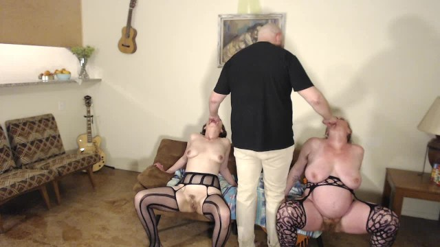 Midwife nude Daddy making bunnie lebowski and the midwife squirt at the same time