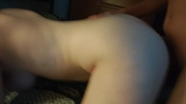Shaky Cam Fuck With Roommate HOMEMADE