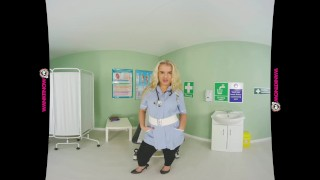 Nurse Full Body Examination WankitNow 3D Virtual Reality