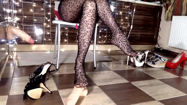 Easter adult coloring to print Leopard long legs - crazy footjob from my hot step mom, sexy milf hotwife