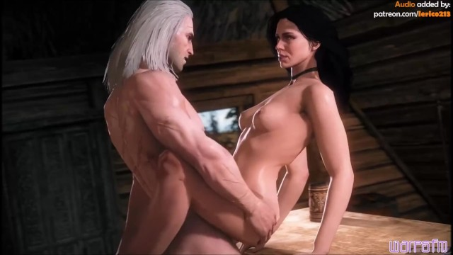 Cartoon porn wow - The witcher. best porn gerald and triss. compilation ведьмак. трисс