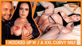 Curvy AnastasiaXXX gets a well-deserved facial! WOLF WAGNER wolfwagnerlove