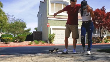Skater Boy Fucks Little Asian Neighbor - Jada Kai
