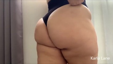 Teasing You with this Juicy Booty