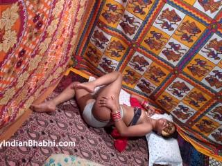 Indian Bhabhi Takes Step Nephew Virginity Impregnates Herself