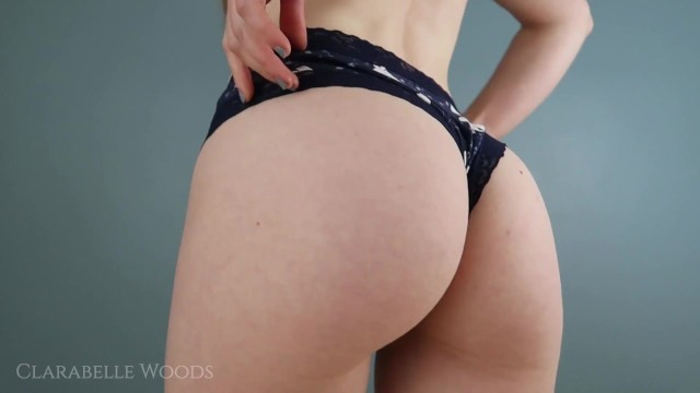 Fetish full panty New panties and wedgies for clarabelle