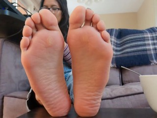 asian fetish foot free porn